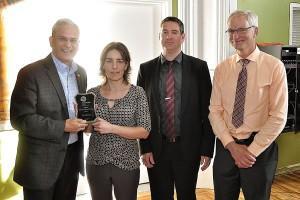 Prix Effort solidaire 2015