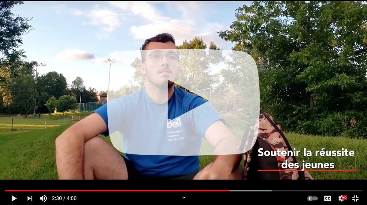 Vidéo témoignage Maison Jeunes-Est